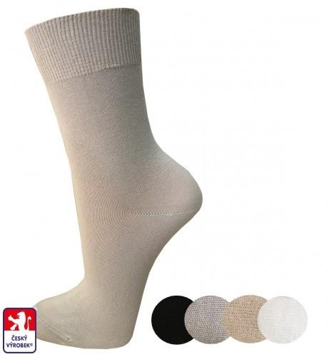 2709172f7b8 Dámské jemné ponožky LUXUS 37-41
