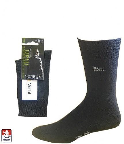 Pánské ponožky MODAL 39-47 PONDY.CZ e9d1e1a58f